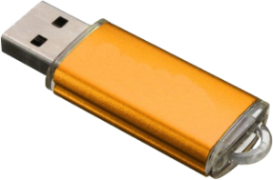 how to delete mts file from usb stick