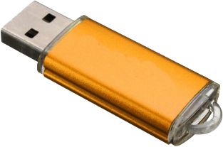 how to download to a memory stick